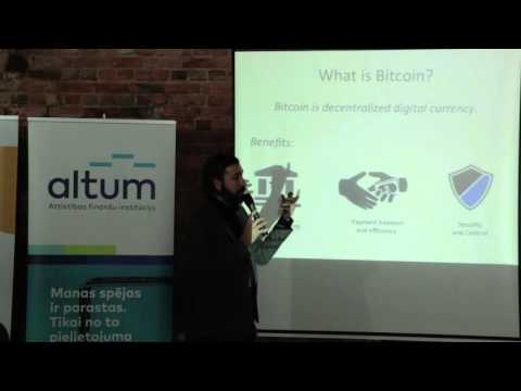 Sean Percival: TechHub Riga Meetup, November 2015
