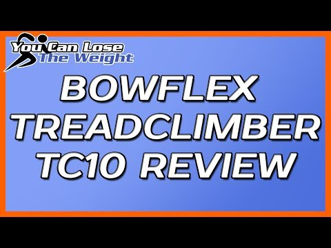 Bowflex Treadclimber Reviews - Bowflex Treadclimber TC10 (Plus Treadclimber Cost)