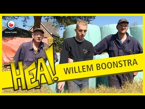 HEA! Willem Boonstra