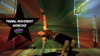 Primal Movement Kettlebell Workout | BootCamp Mission #7
