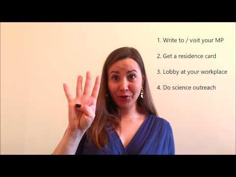 EU citizens in the UK: What to do - Joanna Bagniewska