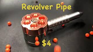 Revolver Pipe