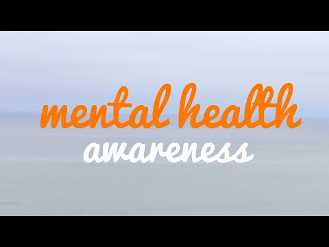 Mental Health Awareness Month:  May 2017