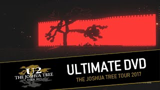 ULTIMATE DVD U2 THE JOSHUA TREE TOUR 2017 (MULTICAM - HD)