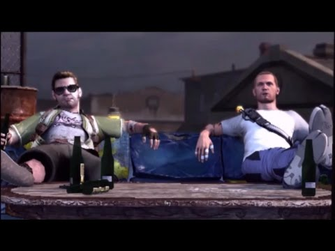 InFAMOUS 2: Music Montage Featuring Nas' Stillmatic (The Intro)