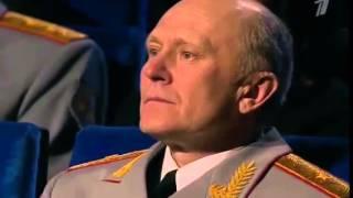 Ирина Шишкова. Праздничный концерт к Дню защитника Отечества 23 февраля 2015