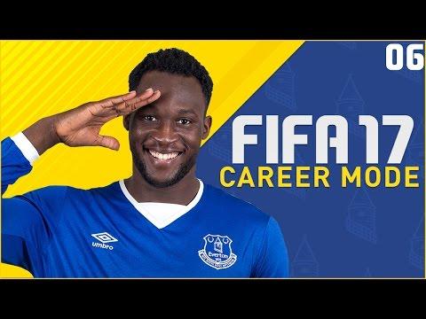 FIFA 17   Everton Career Mode Ep6 - MAN UNITED ON LEGENDARY!!