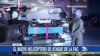 Este es el Arpía IV, la nueva y potente arma de la Fuerza Aérea - 27 Febrero 2015