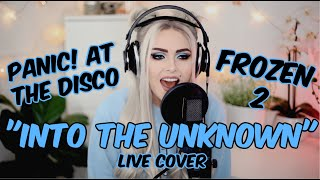Panic! At The Disco [Frozen 2] - Into The Unknown  (Bianca Cover)