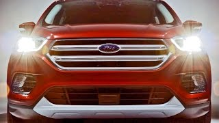► 2017 Ford Escape - Interior and Exterior Walkaround