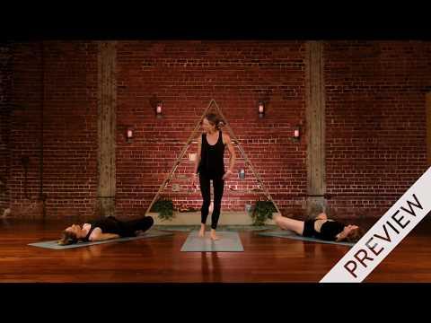 Straight Shot of Vinyasa Wanderlust TV Yoga Class P