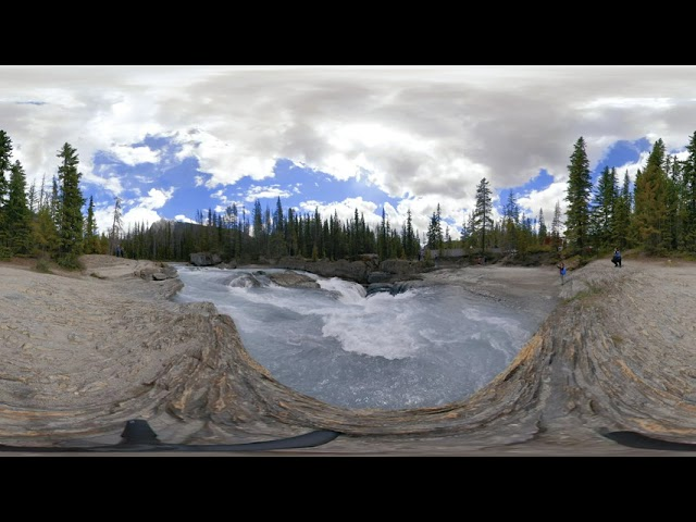 Kicking Horse River - Video 360
