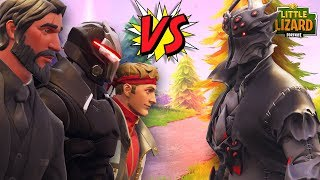TIER 100 SKINS VS SCARY SKINS - Fortnite Short Film