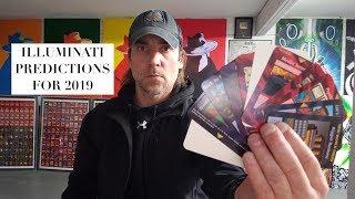 Illuminati 2019 Predictions - Illuminati New World Order, Complete Set