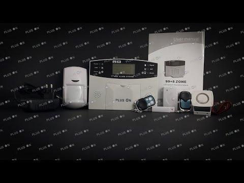 Conceptos básicos para la Central de Alarma GSM