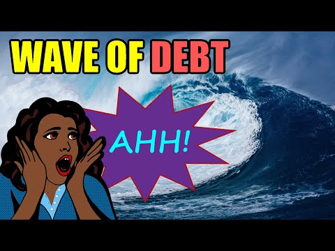 Waves of Debt Hitting the Global Economy
