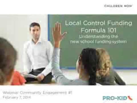 LCFF 101: Understanding the new school funding