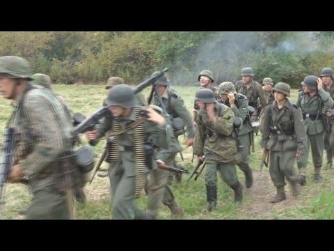2015 WWII Days - Rockford, IL - Battle #3 In Main Field