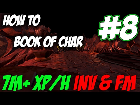 How To | Segement 8 [BOOK OF CHAR] Runescape 3 Efficiency Tips And Tricks
