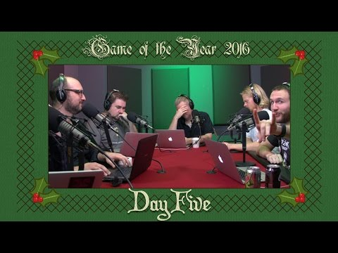 Game of the Year 2016: Day Five Deliberations
