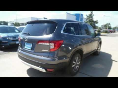 New 2019 Honda Pilot Fredericksburg VA Richmond, VA #FKB052781 - SOLD