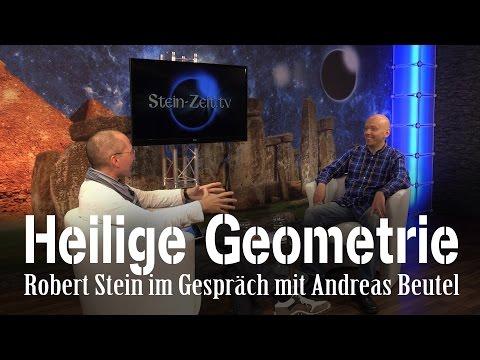 Heilige Geometrie - Robert Stein im Gespräch mit Andreas Beutel