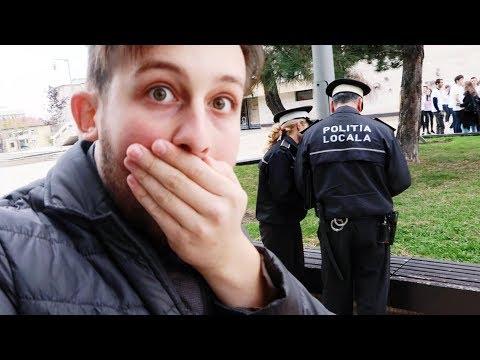 DE CE A VENIT POLIȚIA?!!