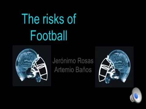 risks of football