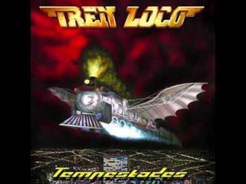 TREN LOCO . Tempestades . FULL ALBUM (1992) HD