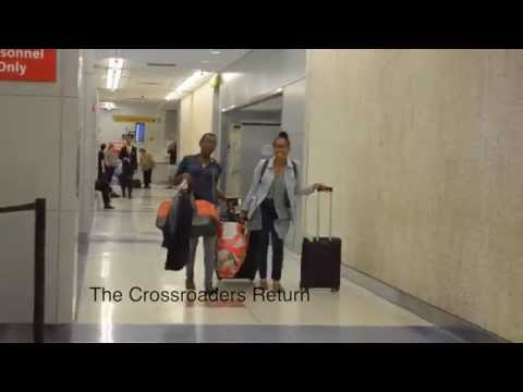 Operation Crossroads Africa Uganda Airport Arrivals