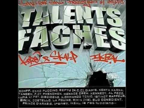 Youtube: Talents Fâchés – 2003 (ALBUM)