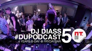 dupodcast #050: DJ DIASS @ PT. BAR