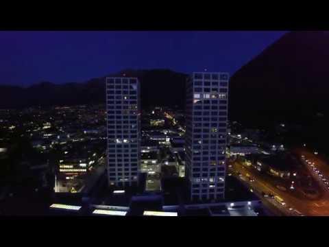 Yuneec Q500 4K / Night Footage
