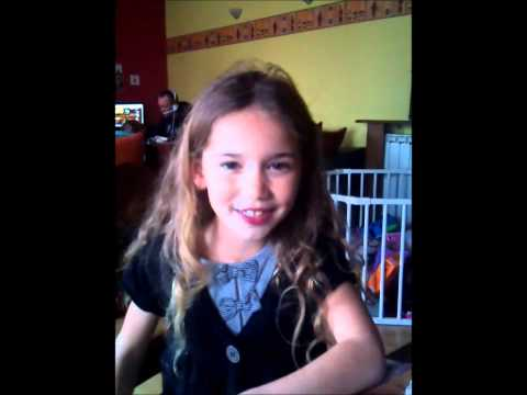 celia 7 ans chante logobi gt elle danse sexy