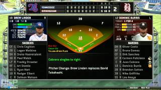 MLB 14 The Show (PS4) playthrough pt41 - He