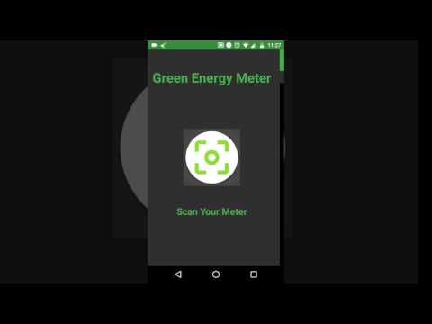 Green Energy Meter Updated Version from KLOUDPORTAL