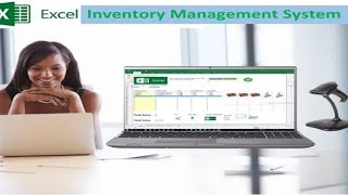 Demonstration of an inventory management system built for microsoft excel 2016 as a- windows / office 365 macro/addin. barcode enabled. yeldell scientific ...