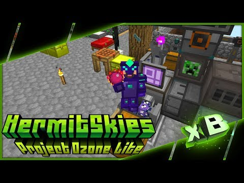 Wireless & Philosopher's Stone! :: HermitSkies | Project Ozone Lite :: E20