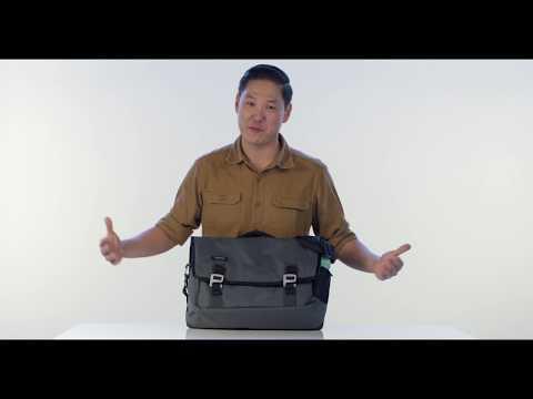 Command TSA-Friendly Messenger Bag