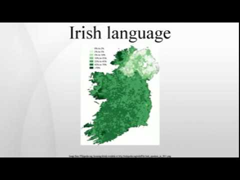 Irish language