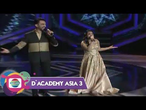 DA Asia 3 : Aulia DA4 Dan Reza DA2 - Sabda Cinta