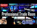 Professional Trade Room TimeLapse | Automated Day Trading | Futures | Forex | Stocks | Crypto