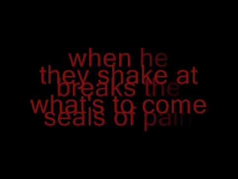 321 - disciple lyrics on screen
