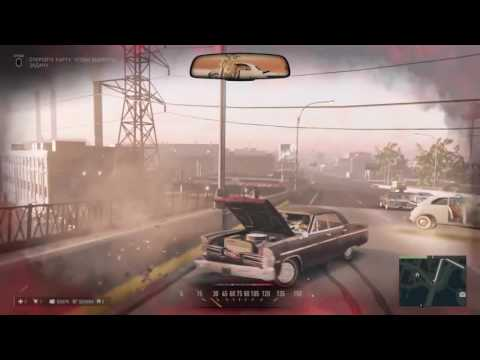 Редкая авария в Мафия-3