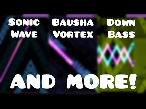 NOT IN ORDER | Me Beating Every Rated Nine Circles Demon in Geometry Dash!