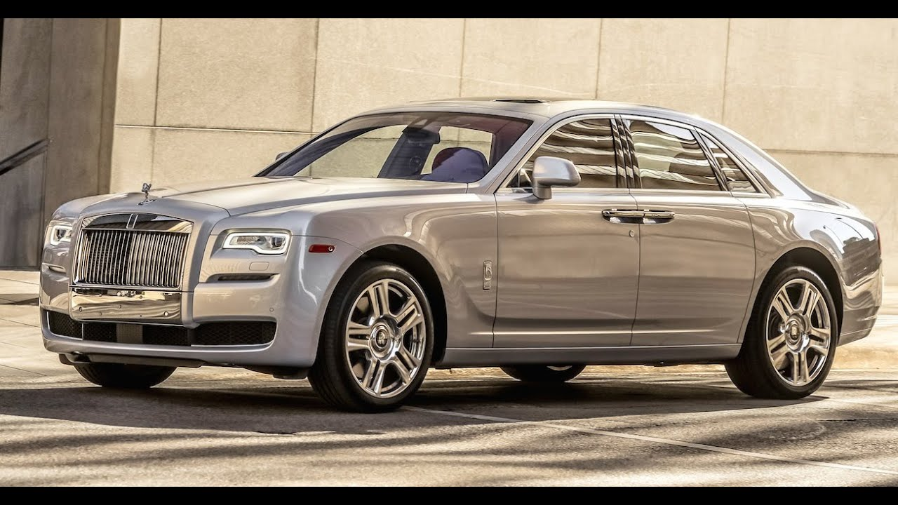 2016 rolls royce ghost series ii exterior interior review