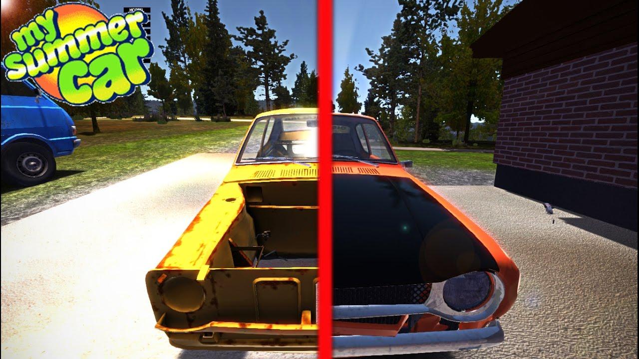 Как установить сейв на My Summer Car 182 Build - YouTube fc90330bae3