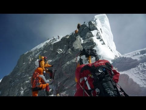 Mount Everest has gotten so crowded that climbers are perishing in the traffic jams