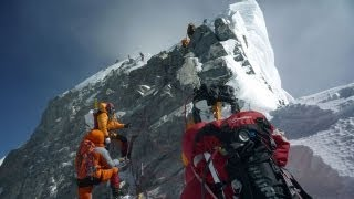 Fourth Body on Mt. Everest Found, Climbing