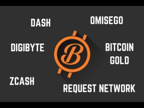 More cryptocurrencies now available on Indian exchanges - Dash, OmiseGo, ZCash, DGB, BTG, REQ